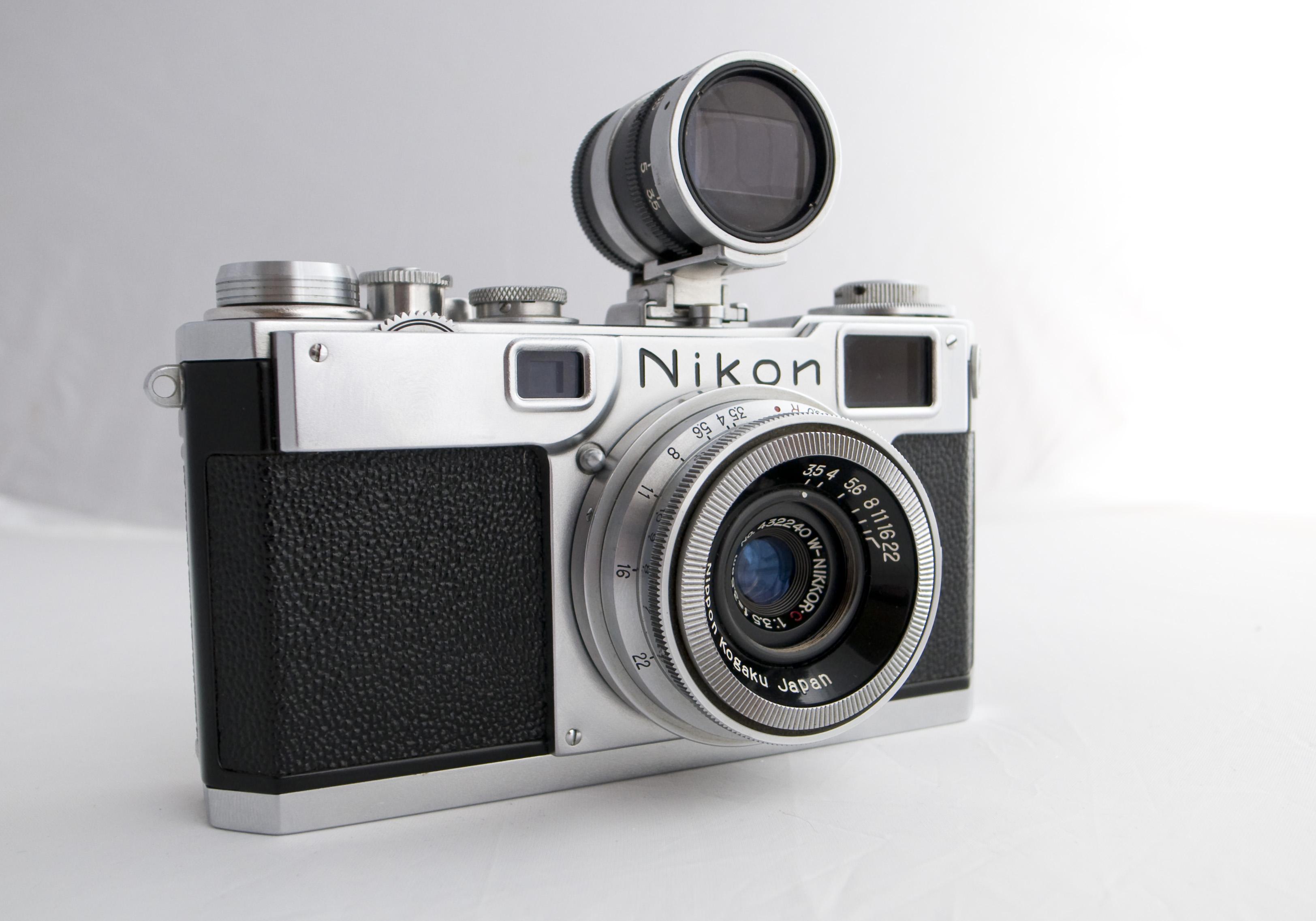 The Nikon S2