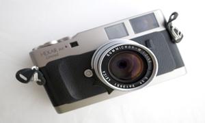Konica Hexar Rangefinder Camera