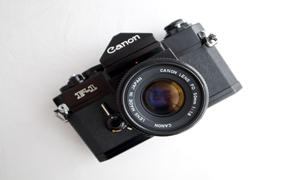 The Canon F1