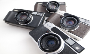 The Konica Hexar AF – The quietest camera in the world?