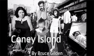 Bruce Gilden – Coney Island