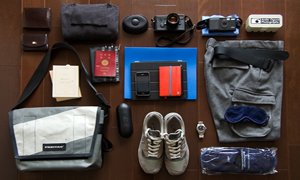 In your bag #27 – Arato Ogura
