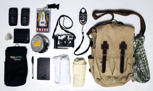 In your bag #22 – Michael de Vera