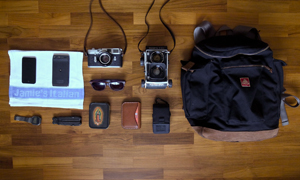 In your bag #49 – Jamie Joohander