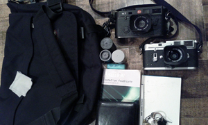 In your bag #43 – Jerome Arfouche
