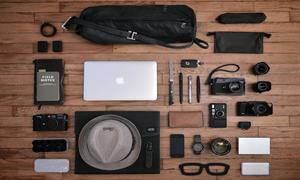 In your bag #40 – Darren Wong