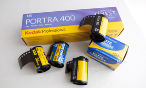 Kodak film is not dead!