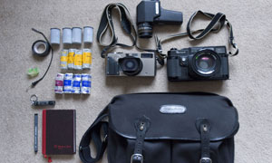 In your bag #69 – Andy Midgley
