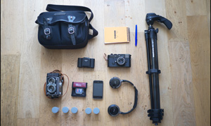 In your bag #59 – Harold Passini