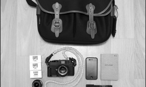 In your bag #88 – Francois Constant