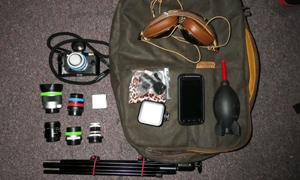 In your bag #125 – Wandering Monki
