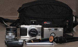 In your bag #161 – Philip Leong
