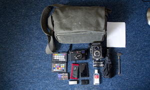 In your bag #162 – Orlando Andersson