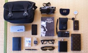 In your bag #160 – Jesse Freeman