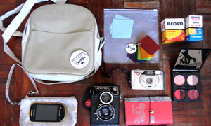 in your bag #163 – Sapphire St