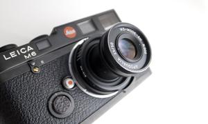 MS Optical Apoqualia 50mm f/3.5 lens
