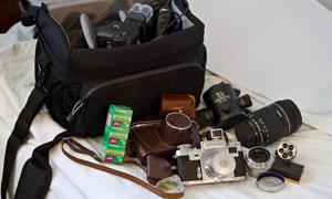 In your bag #177 – Santiago del Águila