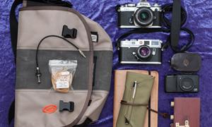 In your bag #207 – Steve Hodgson