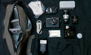 In your bag #209 – Steve Ting