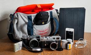 In your bag #195 – Yorrick Zijlstra