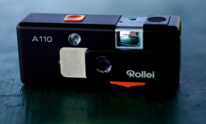 The Rollei A110 – Guest mini review