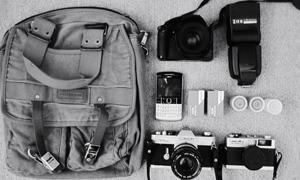 In your bag #238 – Thomas Trevilla