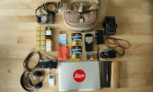 In your bag #234 – Fridolin Messerer