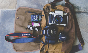 In your bag #231 – Trevor Munch