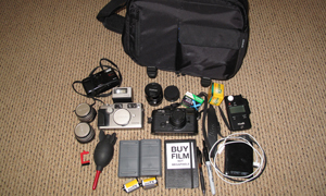 In your bag #233 – Nolan Hall