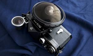 The Nikkor 6mm f/5.6 Fisheye Nikkor aka The Holy Grail