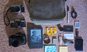 In your bag No: 295 – Scott Kim