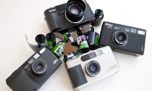 A Film Shooter's Intro To Film Part One: Buy A Film Camera