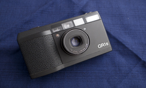 Ricoh GR1s Review By Ben Beech