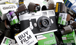 A Film Shooter's Intro To Film Part two: Shooting film