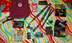 In your bag No: 329 – Camille Ang