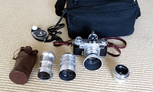 In your bag No: 341 – Floyd Takeuchi