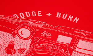 New Dodge and Burn T-shirts