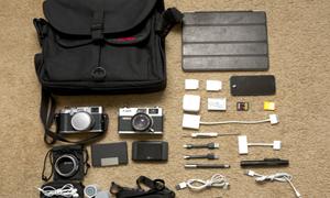 In your bag No: 401 – Leonardo Ruiz