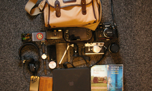 In your bag No: 416 – Paul Llorca
