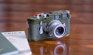 The Leica M3 Olive Bundeseigentum