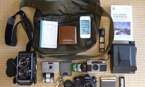 In your bag No: 410 – Darren Elliot