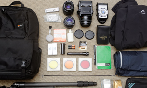 In your bag No: 520 – Andrew Roos