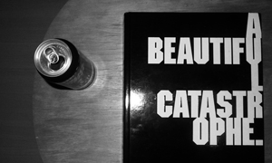 Jesse's book review – A beautiful Catastrophe by Bruce Gilden