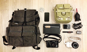 In your bag No: 535 – Ethan Chiang