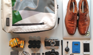In your bag No: 545 – Henry Balaszeskul