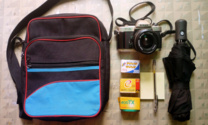 In your bag No: 554 – Jerel Limayo