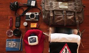 In your bag No: 542 – Joel Mataro