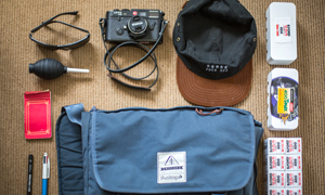 In your bag No: 536 – Rory Gatfield