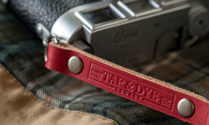 Tap and Dye X Japan Camera Hunter : Limited edition straps