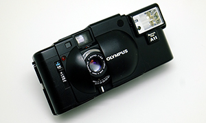 Olympus XA: The pocket professional